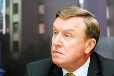 K.Lukauskas pareigų neteks liepos pabaigoje