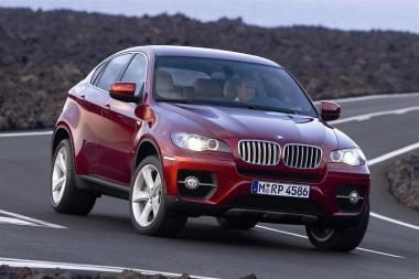 BMW pagerino savo pozicijas Lietuvoje