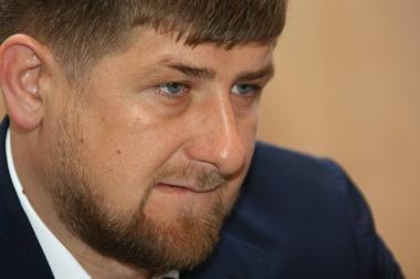 Išpuoliai prieš Čečėnijos parlamentą - sukilėlių vado darbas?