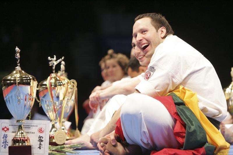 D. Imbras: reikia sugrįžti ir atsiimti pasaulio čempionato karūną