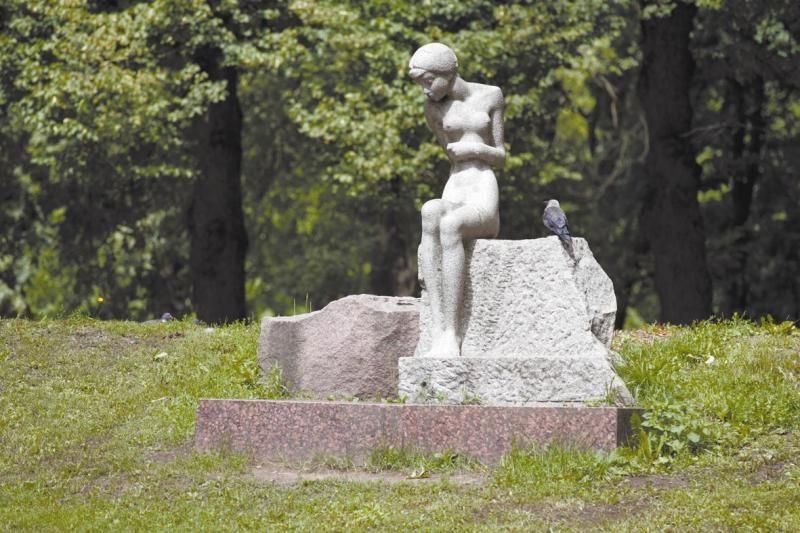 Klaipėdos skulptūrų parke dailininkai lies akvareles