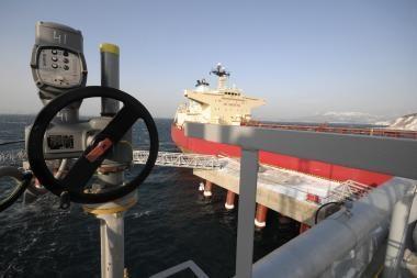 Rusija ramina Europą - nafta bus