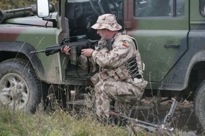 Karo veteranai pasisako prieš Lietuvos karines misijas