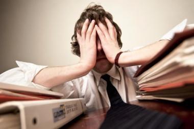 Registruotas nedarbas Estijoje pasiekė 14,4