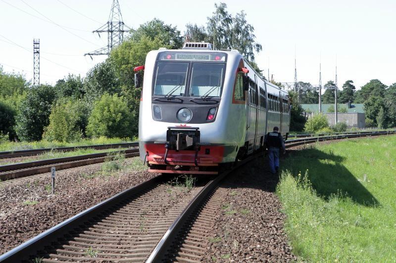 Reguliariai traukiniais važinėja vos 1 proc. lietuvių, mažiausiai ES
