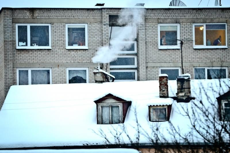 Oro tarša viršijo normas, didelis užterštumas gali išsilaikyti toliau