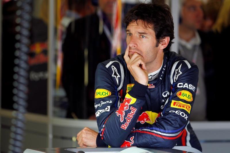 F-1 sezono finiše - M.Webberio pergalė