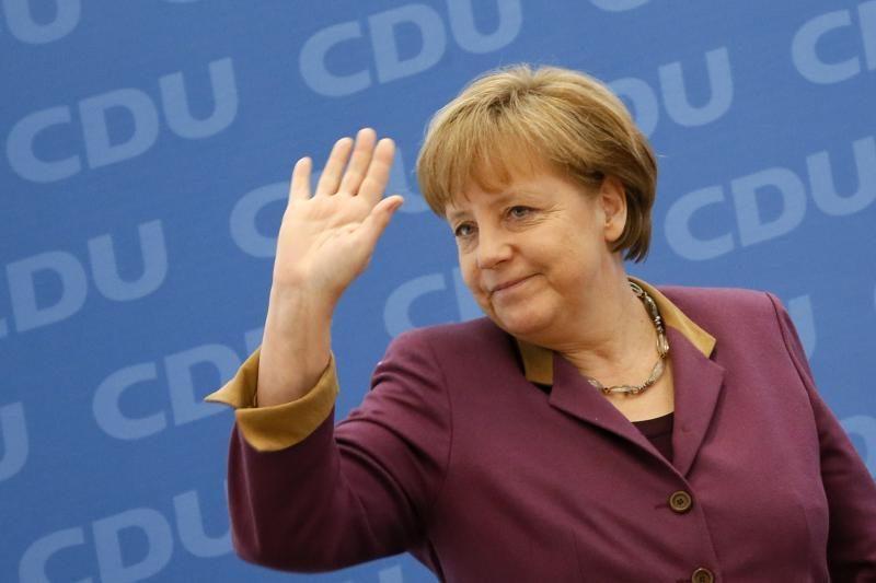 Vokietija peržengė savo tabu dėl kariuomenės operacijų