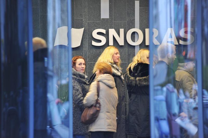 """""""Snore"""" gavę pensijas turi atsidaryti sąskaitas kituose bankuose"""