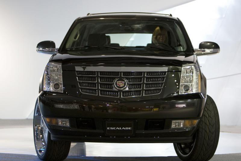 """Už grūdų pristatymo plano įvykdymą Turkmėnijoje - """"Cadillac Escalade"""""""
