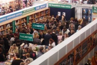 Vilniaus knygų mugė kvies diskutuoti tapatybės tema