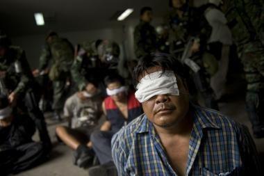 Tailande kariškiai numalšino maištą