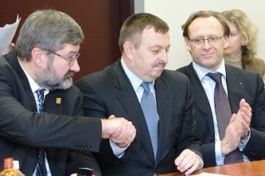 Vilniaus vadovai nori lengviau išeiti atostogų