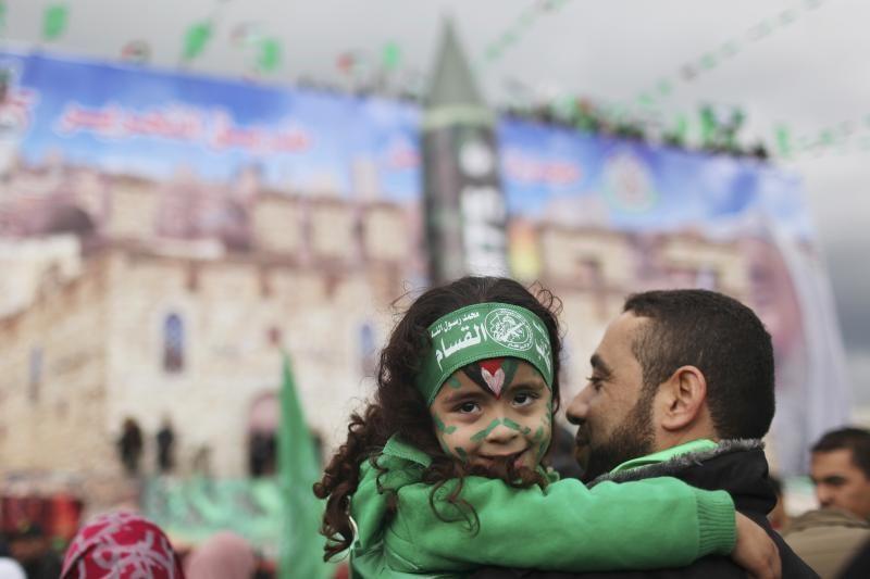 """Hamas"" vadovu perrinktas veteranas K. Meshaalas"