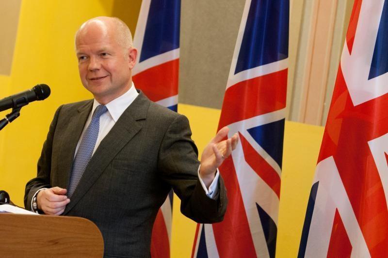 Britų ministras: Lietuva - finansinės drausmės pavyzdys