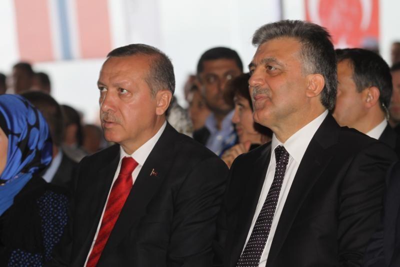 Į Lietuvą atvyksta Turkijos prezidentas