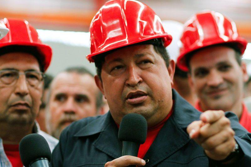Hugo Chavezas po gydymo Kuboje grįžo į Venesuelą