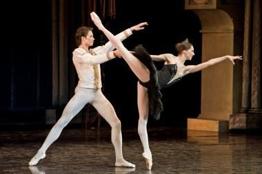 Baleto žvaigždžių šou – Klaipėdoje