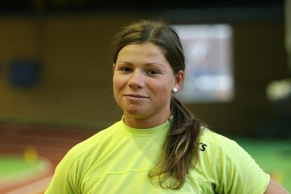 Sprinterė L.Grinčikaitė pateko į pasaulio pirmenybių pusfinalį