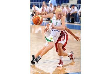 Ketvirtfinalyje merginų rinktinė susitiks su slovėnėmis