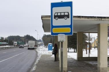 Nėra autobuso - nėra problemos