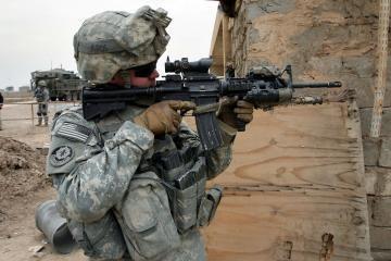 JAV kariai grįžtų į Iraką tik patyrus nesėkmę vietos pajėgoms