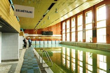 Įsiskolinęs Lazdynų baseinas uždarytas 4 mėnesiams