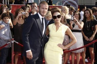 Sėkmingos Beckhamų santuokos paslaptis - romantiški pasimatymai