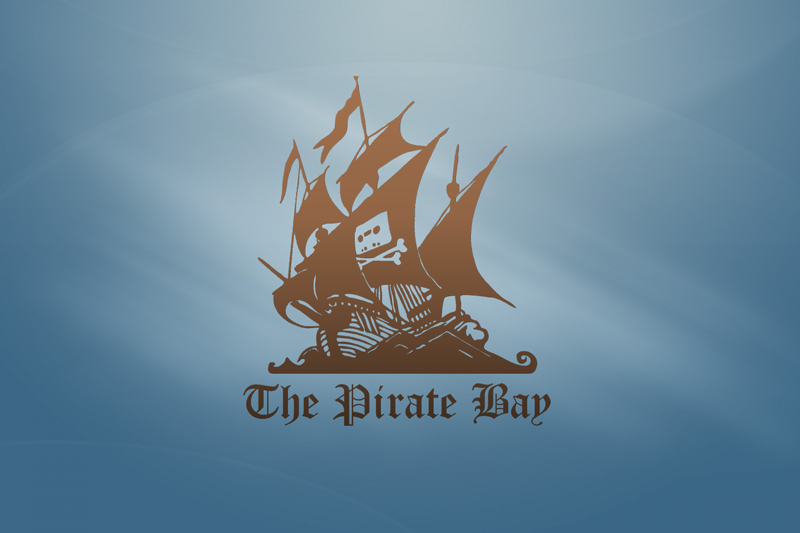 """The Pirate Bay"" atsisako .torrent failų"