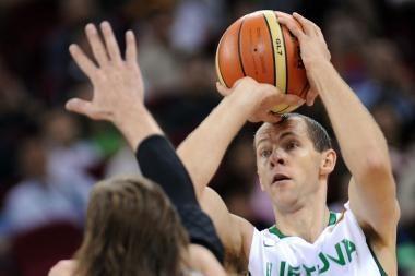R.Šiškauskas – geriausias Lietuvos krepšininkas