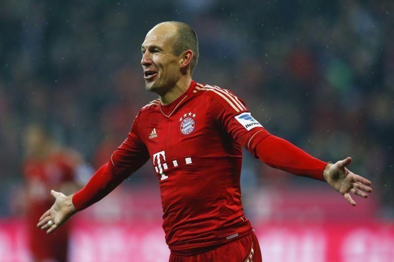 """""""Juventus"""" bandys įsigyti """"Bayern"""" žvaigždę A. Robbeną"""