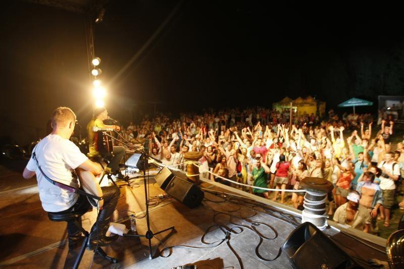 """""""Karklė 2011. Live Music Beach"""" - su """"ištaškančia"""" programa"""