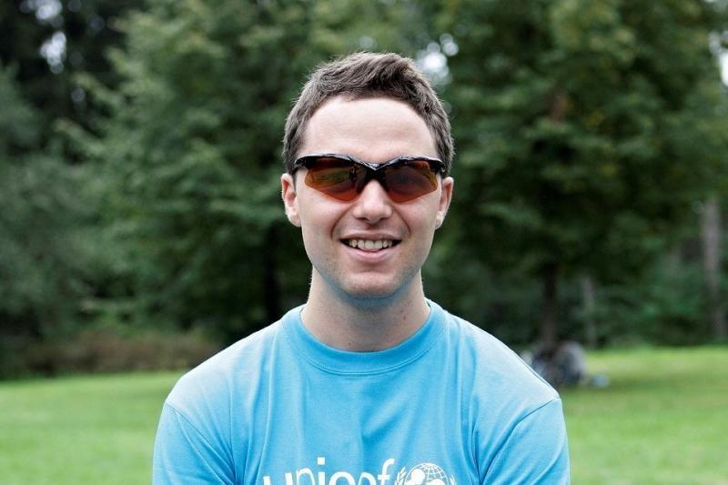 """""""Amberlife'as"""" E.Lubys pasiryžęs pirmą kartą įveikti maratoną"""