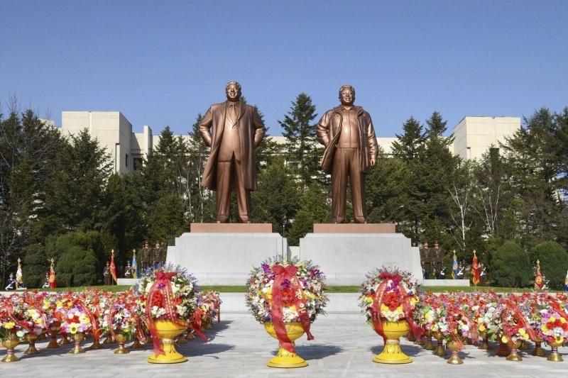 """Pietų Korėja """"apgailestauja"""" dėl Šiaurės Korėjos atsisakymo dalyvauti"""