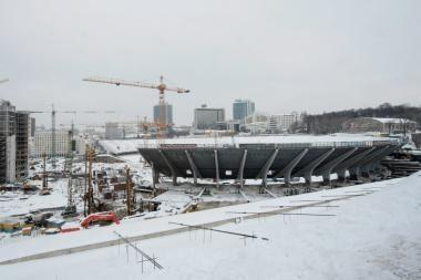 Europos futbolo čempionatas gali aplenkti Kijevą