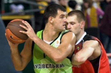 Lietuviai sieks Ukrainos krepšinio medalių