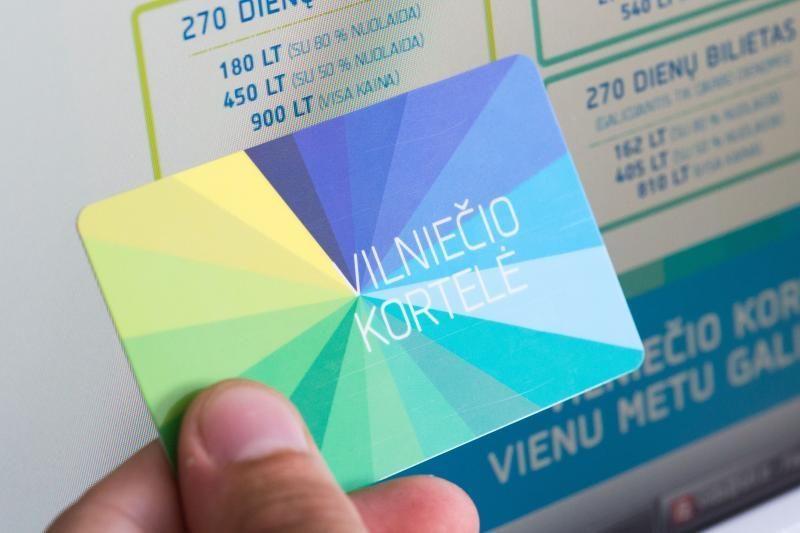 Pradėtas tyrimas dėl Vilniaus keleivių kontrolės darbo
