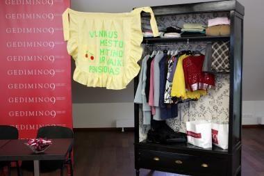 Dovanoti drabužiai - patyrusioms smurtą šeimose