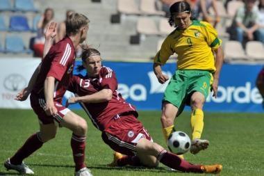 Birželį Lietuvoje - futbolininkų kovos dėl Baltijos šalių taurių
