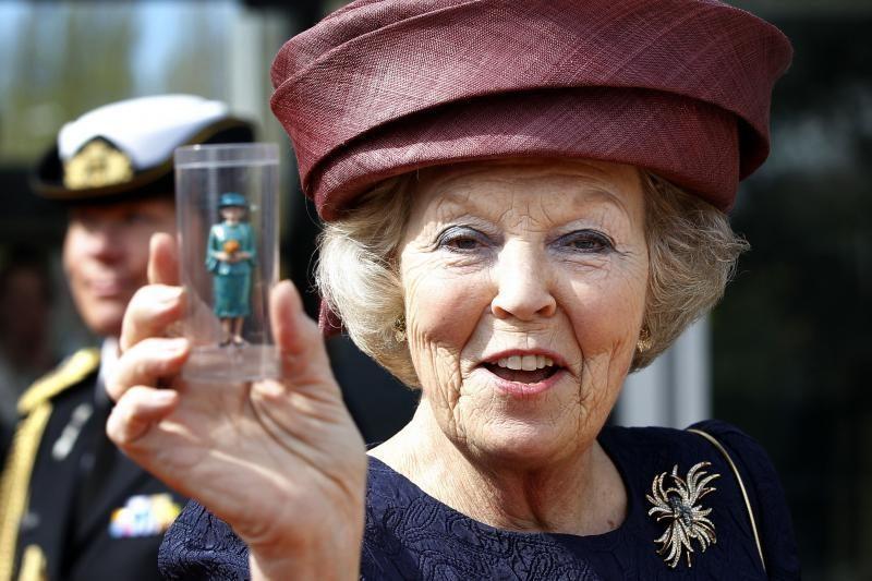 Olandijos karalienė paprašė vyriausybės pritarti naujiems rinkimams