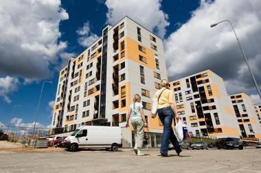 Dalies butų vertė krenta labiau, nei rodo jų kainos