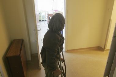 Ligoninės direktorius: buitiniais grąžtais ligonių negręžiame