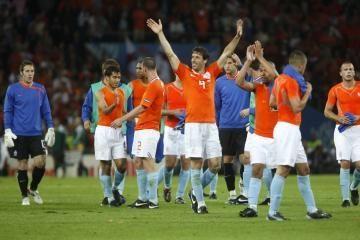 """Euro 2008"": Olandija – Italija 3:0"