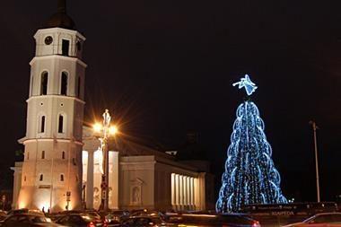 Startuoja Kalėdos sostinėje (Programa)