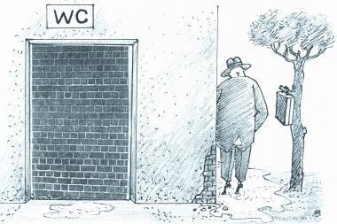 Klaipėdiečiai kviečiami į viešųjų tualetų paieškas