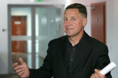 Buvusio VTF vadovo P.Milašausko byla grąžinama nagrinėti iš naujo