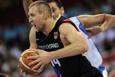 Graikijos krepšininkai įveikė vokiečius