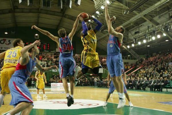 CSKA krepšininkai pateko į finalą