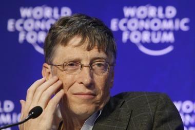 B.Gatesas nebėra turtingiausias žmogus pasaulyje