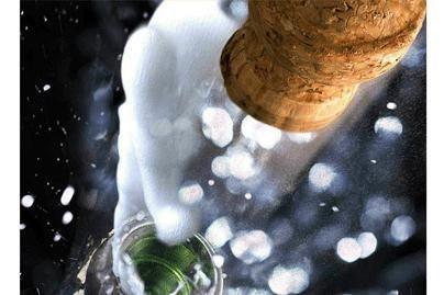 Vaikiškas šampanas mažuosius pratina prie alkoholio?